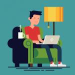 Estamos na maior adaptação ao trabalho remoto?